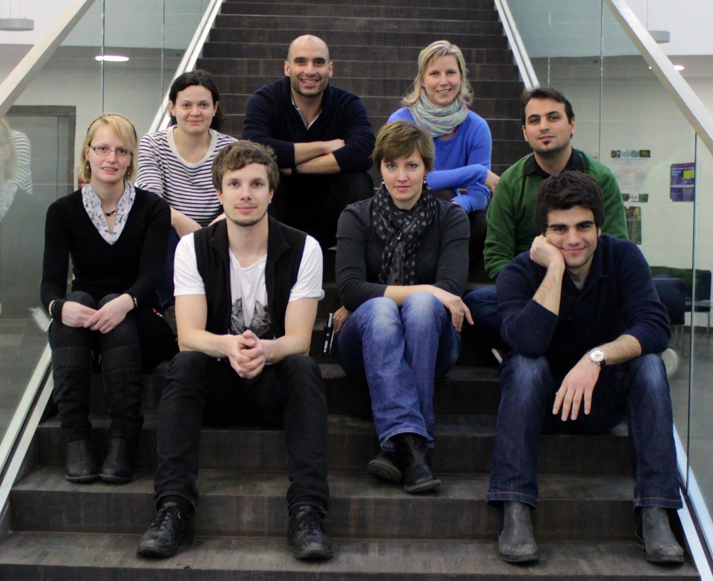 Ofenbauer Berlin lab announcement baris tursun at max delbrück center in berlin